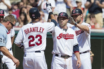 Michael Brantley and Jason Kipnis provide a great young core