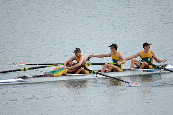 South African rowing team