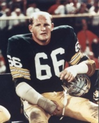 Packers' linebacker Ray Nitschke always brought the intensity Photo credit: entertainment.howstuffworks.com
