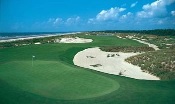16th hole -- Courtesy Kiawah Island