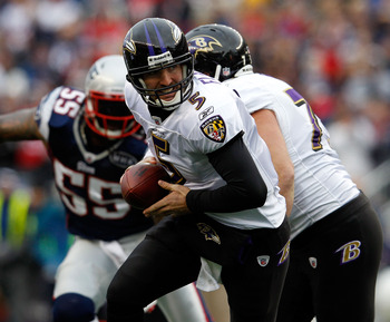 Ravens Super Bowl chances will ride on the right arm of Joe Flacco