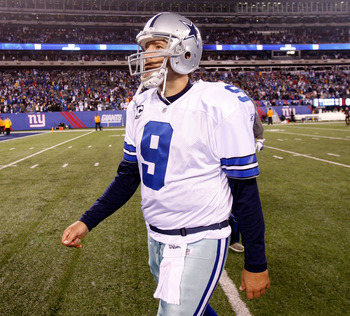 Will Romo (pictured) and the Cowboys be window dressing come January?