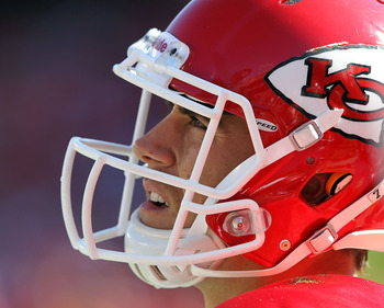 Cassel (pictured) an Chiefs will contend in 2012