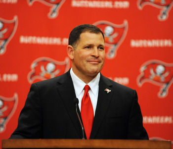 Schiano (pictured) and Co. will feel the effects of brutal division