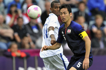 Yoshida is a big reason Japan has yet to concede a goal.