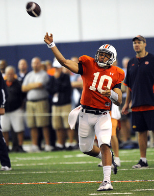 Kiehl Frazier (courtesy of War Eagle Extra)