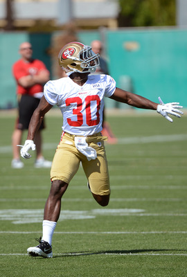 Trenton Robinson hopes to be the nickel safety in San Francisco.