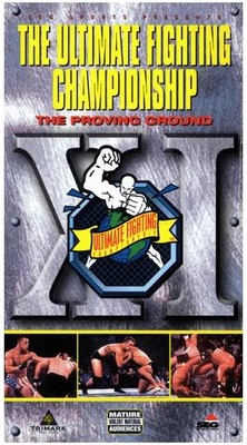 UFC 11 was probably the most disappointing card of the old-style UFC events.