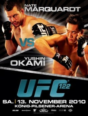 UFC 122 was a weak card, weakened further by injuries and then marred by bad press by its host nation.