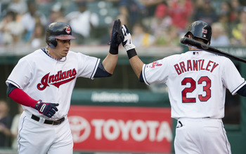 Asdrubal Cabrera is one of the Indians' most reliable offensive weapons.