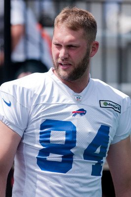 Scott Chandler is a red zone threat