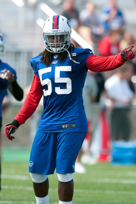 Kelvin Sheppard is poised for a big year