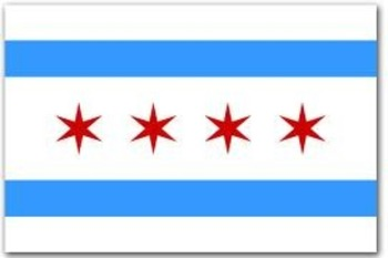 The Flag Of Chicago