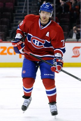 A healthy Andrei Markov would be Montreal's most valuable player.