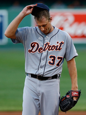Max Scherzer is incredibly talented...and frustrating.