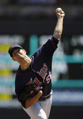 Scott Diamond gives the Twins some hope for the future of their starting rotation.