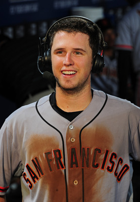 If Buster Posey stays behind the plate, the Giants need to look at upgrading first base.