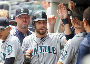 Dustin Ackley is one of the few players the Mariners will be able to count on at the plate going forward.