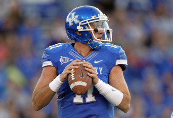 Smith is ahead of senior Morgan Newton for the Wildcats starting QB job.