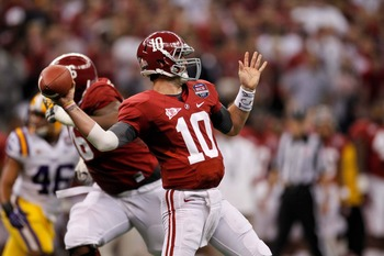 McCarron will bear greater responsibility for the Tide's offense this season with star RB Trent Richardson off to the NFL.