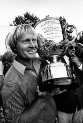 Jack Nicklaus won five PGA Championships (photo via golfweek.com)