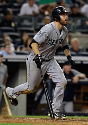 Dustin Ackley is one of the youngsters who needs to improve at the plate for Seattle to take the next step.