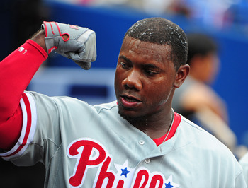A healthy Ryan Howard should change the Phillies' fortunes in 2013.