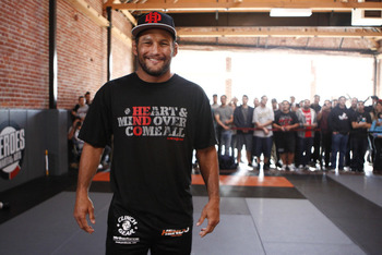 Dan Henderson - Esther Lin/MMAFighting