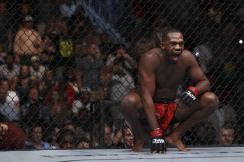 Jon Jones - Esther Lin/MMAFighting