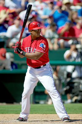 Beltre should regain his power stroke.
