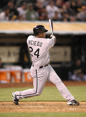 Viciedo should get hot before the season ends.