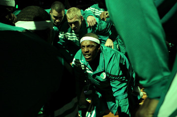 Pierce's team option for 2013-2014 could mean the end of his time in Boston.