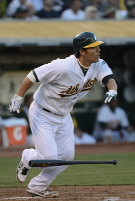 Oakland A's catcher Kurt Suzuki was also traded during the waiver-trade period, moving to the Washington Nationals.