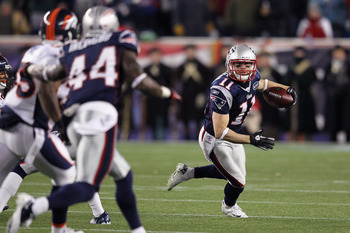 Edelman's been a dependable punt returner for the Patriots.
