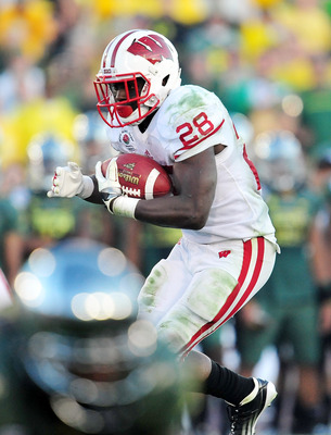 Wisconsin RB Montee Ball