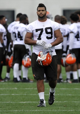 Can Billy Winn win time with the starters?