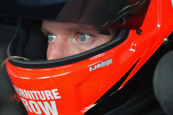 Regan Smith earned an impressive top 10 at Pocono