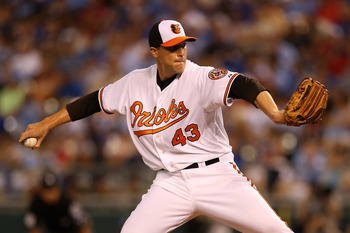 Orioles closer Jim Johnson is having an excellent year, but perhaps the Orioles have relied on him too much.