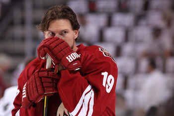 The Shane Doan saga could go a long way towards determining where the Coyotes finish in 2013