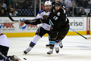 Joe Thornton will try to lead the Sharks through troubled waters as they seek to shed their choking reputation in the playoffs