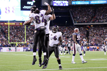 If Torrey Smith gets behind you, your only chance is grabbing his hair