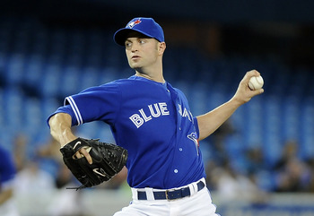 New Blue Jays pitcher J.A. Happ will get his first start on Tuesday.