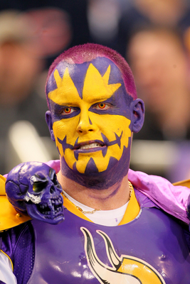 VWO's SirDeath - 3 Star General of Thee Viking World Order (An army of Vikings fans dedicated to their team and the stadium efforts)
