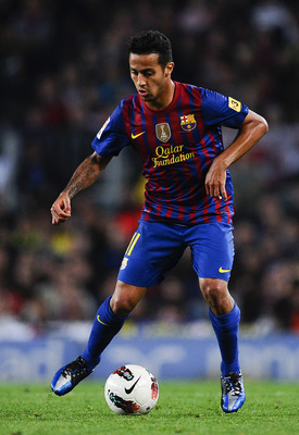 Thiago Alcantara: Made his name for Barcelona B.
