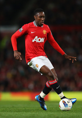 Man Utd's Danny Welbeck has made the successful step up.