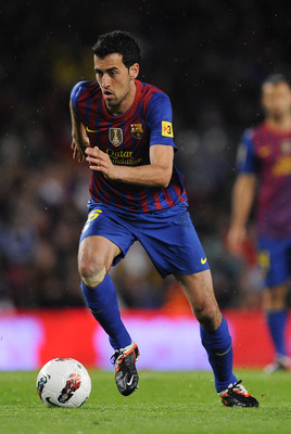 Sergio Busquets: Always Fit
