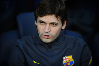 Vilanova has decisions to make.