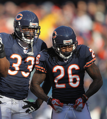 Charles Tillman and Tim Jennings
