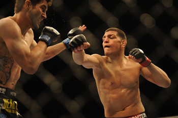 Nick Diaz, one of the best never to take home gold.