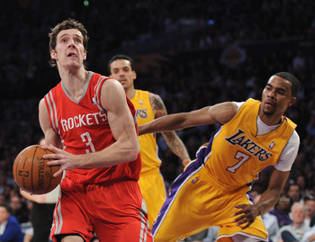 Losing Goran Dragic (above) and Kyle Lowry left the Rockets with a hole to fill at point guard.